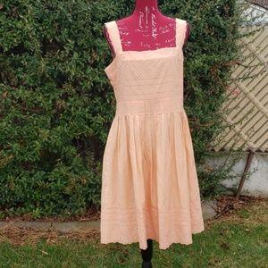 Antonio Melani Peach Dress